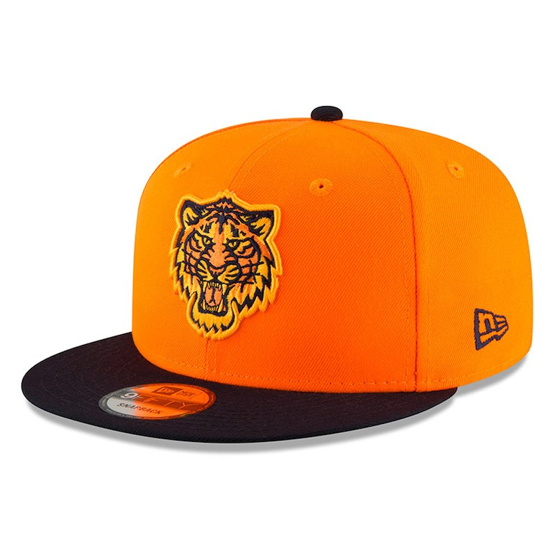 Detroit tigers new era 2018 players weekend 9fifty