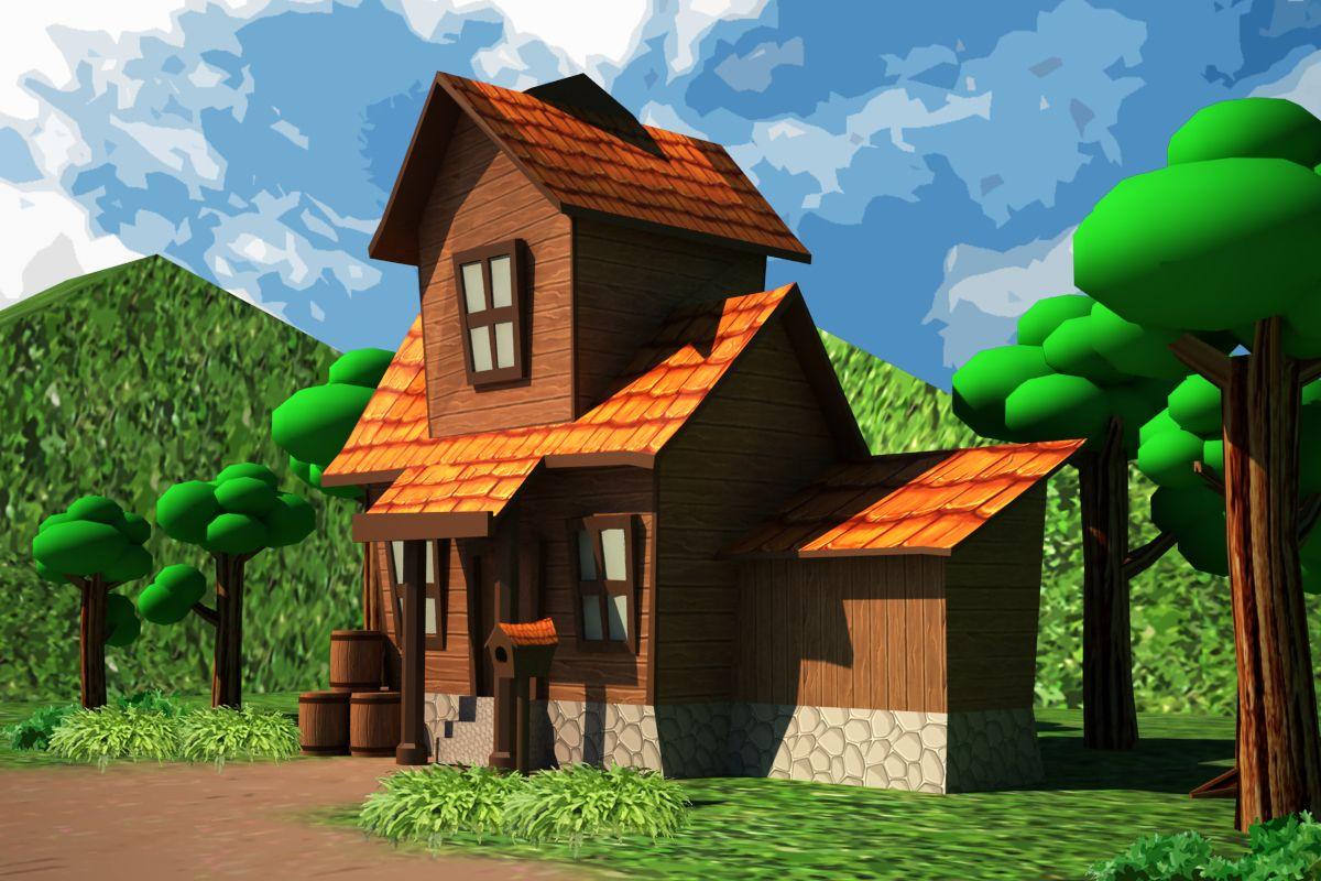 мульт дом картинка этой странице