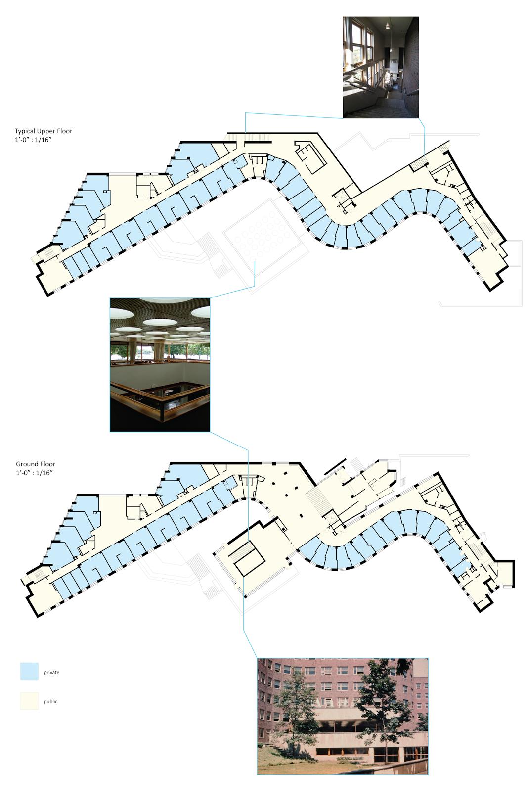 House Aalto Baker Alvar Plan