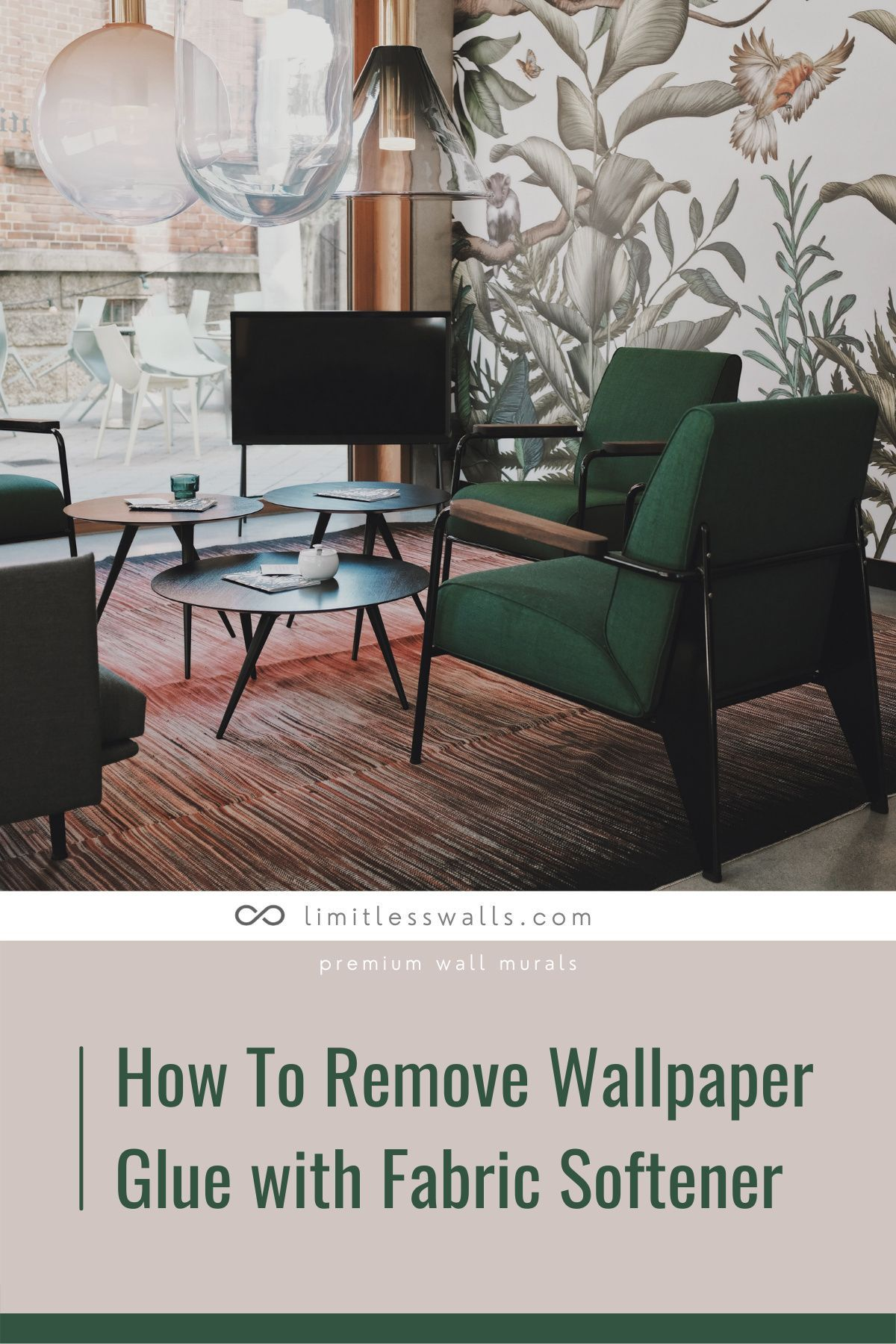 How To Remove Wallpaper Glue from Drywall with Fabric ...