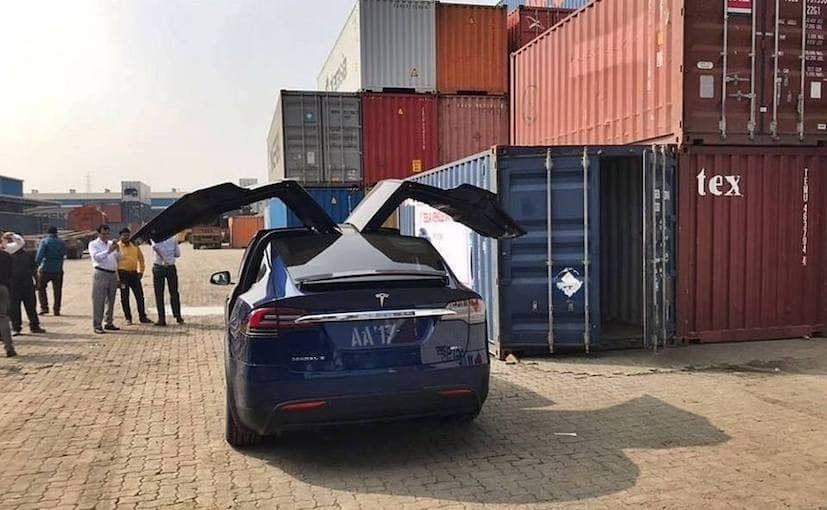 Tesla X P100d Price In India in 2020   Tesla model x ...