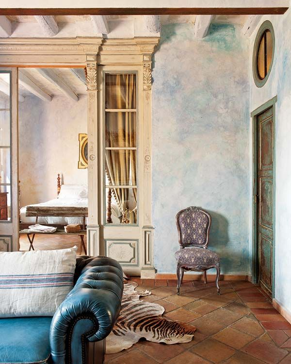 Spain french country interiors interior design inspiration style homes also best houses images cottage rh pinterest