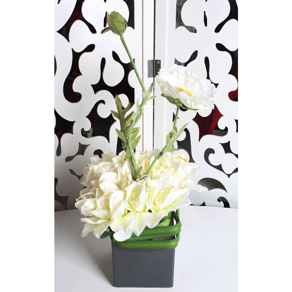 QHY-111 Customized Artificial Flower Arrangement