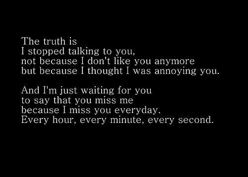 I Miss U Badly Be Yourself Quotes Missing You Quotes Sorry Quotes For Him