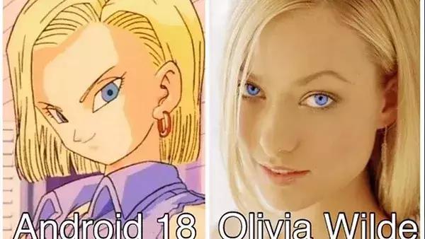 5 Artis Kelas Dunia Ini Ternyata Mirip Tokoh Serial Anime