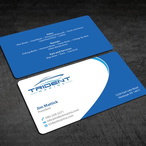 Business Card For Marina Business Card Contest Ad Design Sponsored Business Card Jmattick Fresh Business Cards Card Design Packaging Design Trends