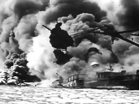 "Pearl Harbor: ""Bombing of Pearl Harbor"" 1942 Castle News Parade World Wa..."