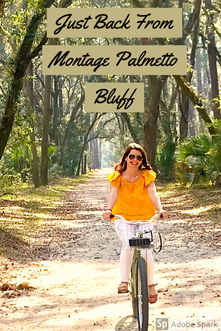 Train Trip Across Usa: Montage Palmetto Bluff, Located In Bluffton, SC,is Part Of