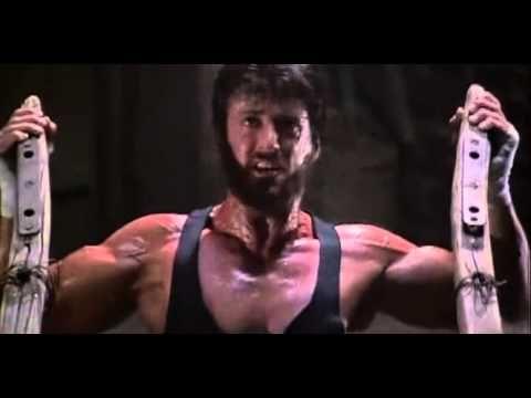 Rocky 4 Entrenamiento LATINO