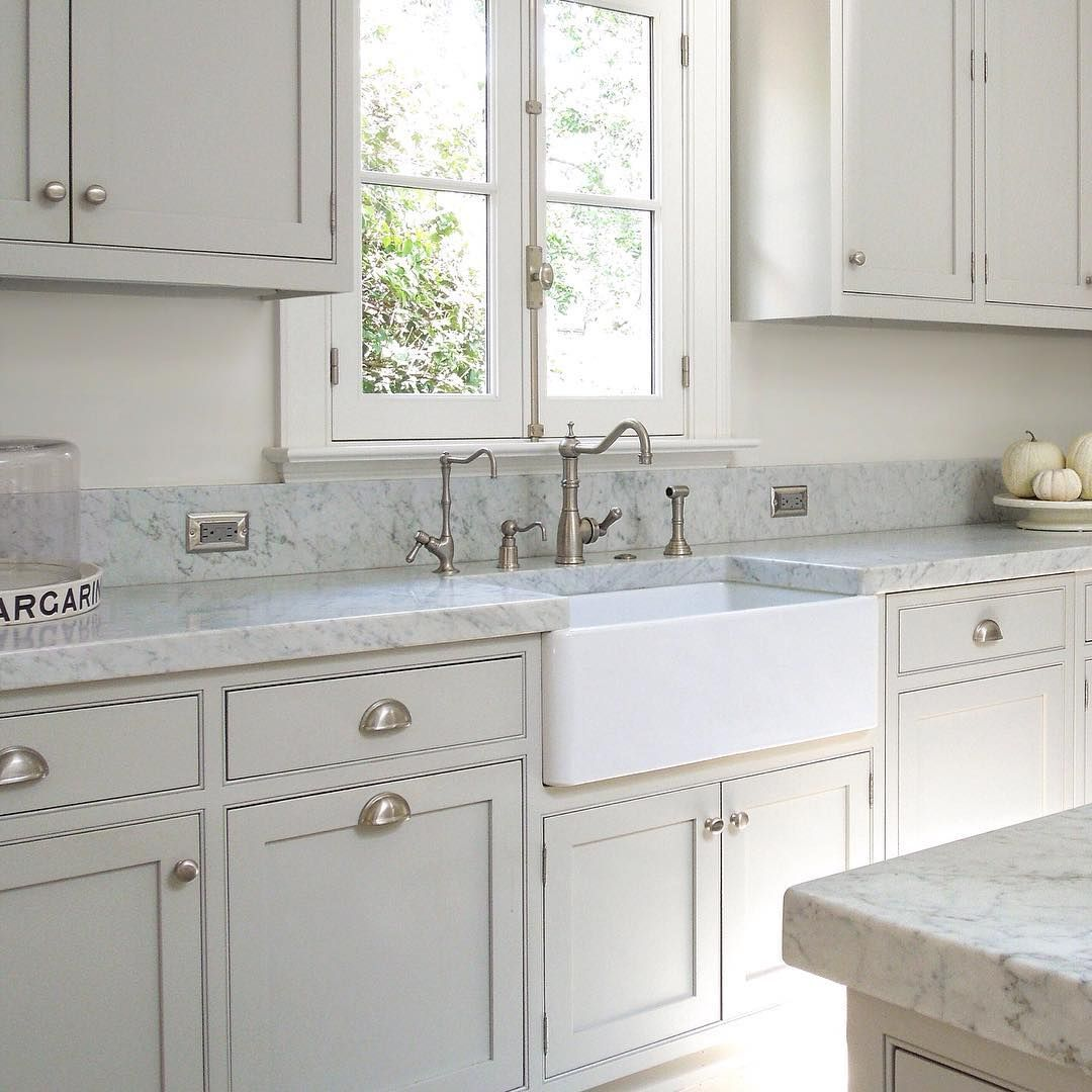 Good Colors For Kitchen Cabinets: Good Sunday Morning! Many Of You Have Asked About Our Gray