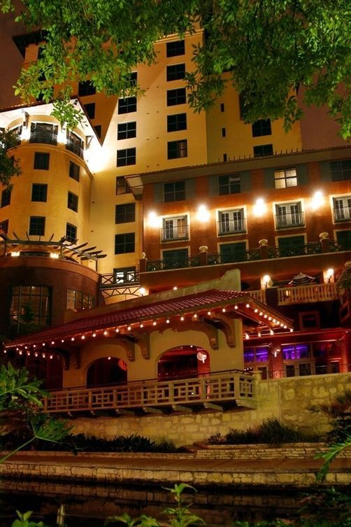 Rated As One Of The Best Hotels In World Valencia Riverwalk San Antonio