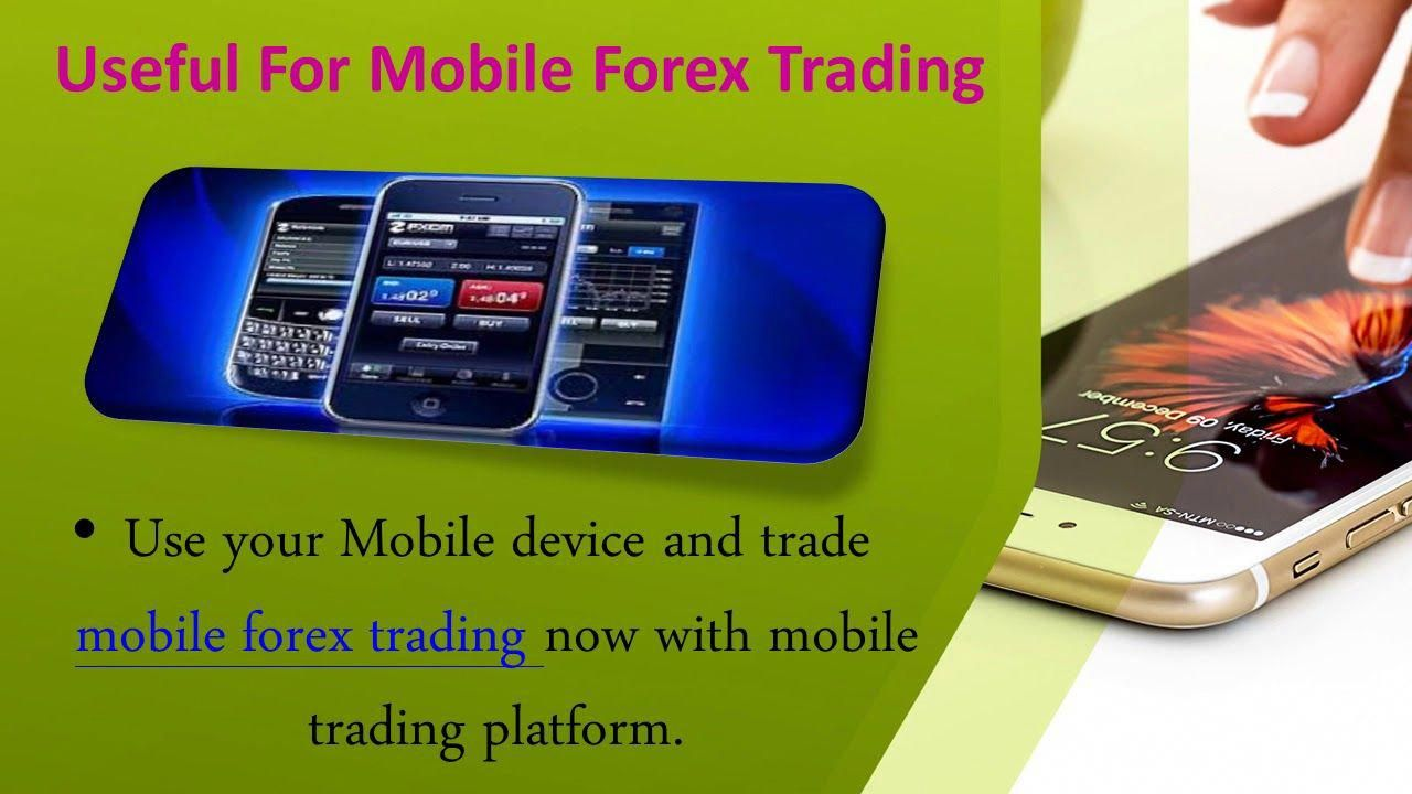 Mt5 Trading Platform Is Very Useful For Mobile Forex Trading