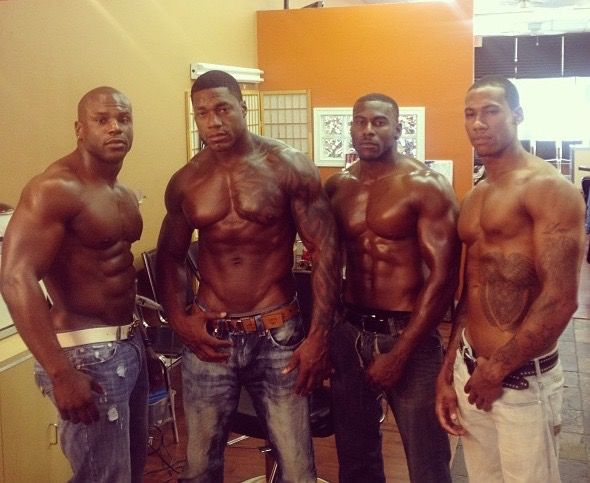 What that Atlanta black strippers