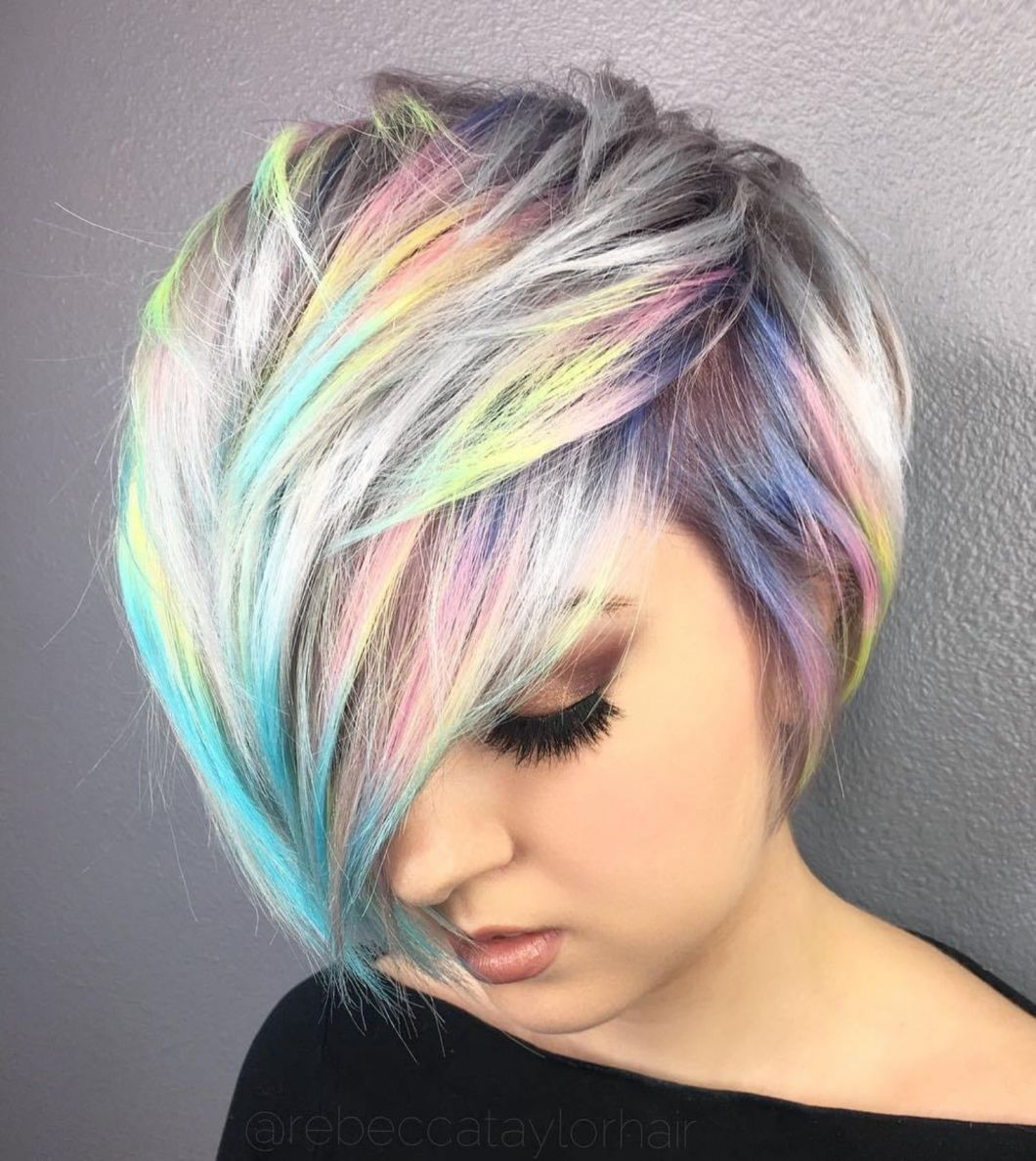 Pixie haircuts with bangs terrific tapers cool cuts