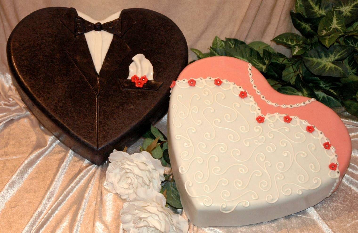 Bäckerei Humpert - Hochzeitstorten