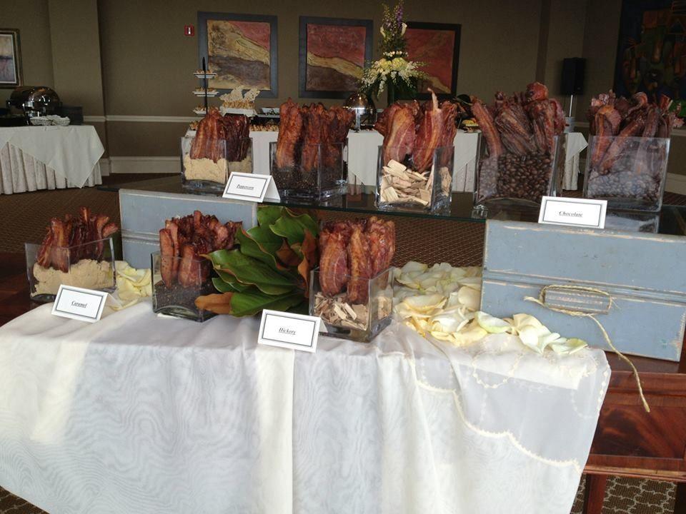 bacon bar bacon bar pinterest bacon bar and wedding