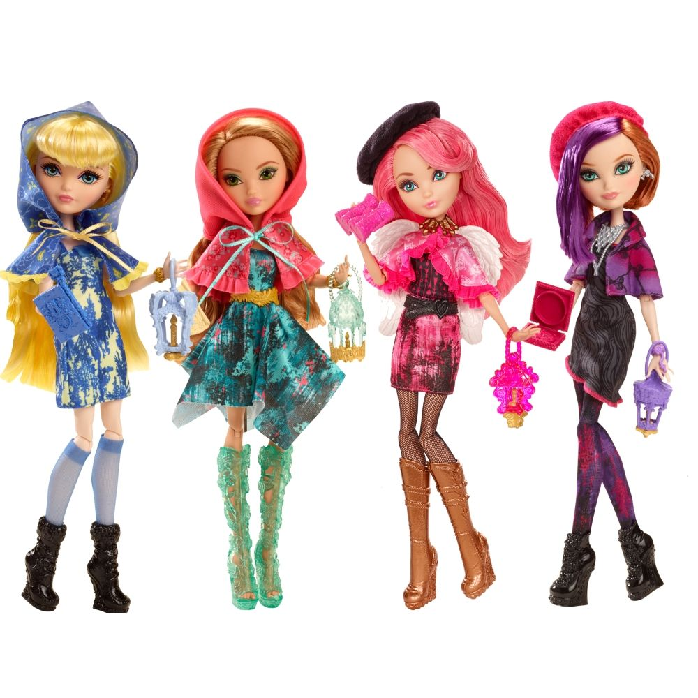 EXCLUSIVE! Ever After High™ Through The Woods™ Gift Set ...