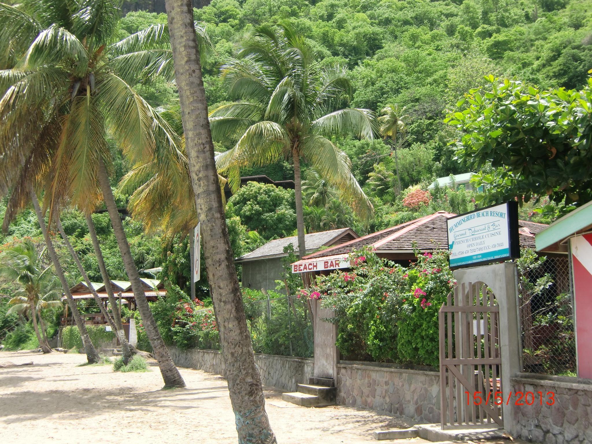 Hummingbird Beach Resort (St. Lucia/Soufriere) - Resort Reviews ...