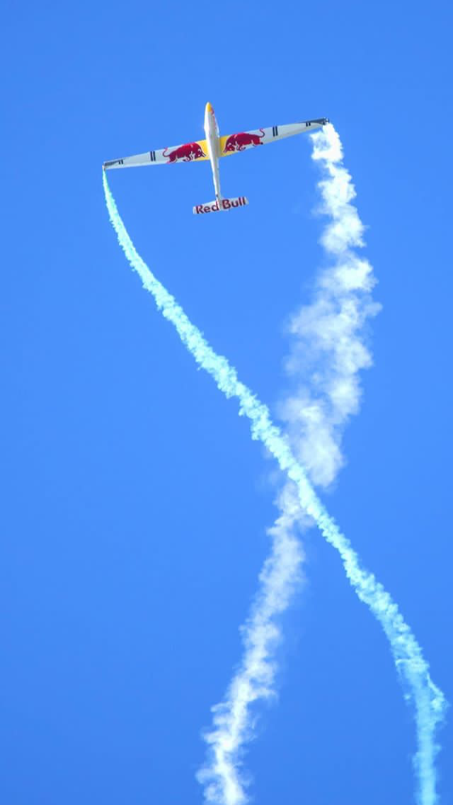 Redbull #airrace #airracing #flight #fly #sky #air #aircraft