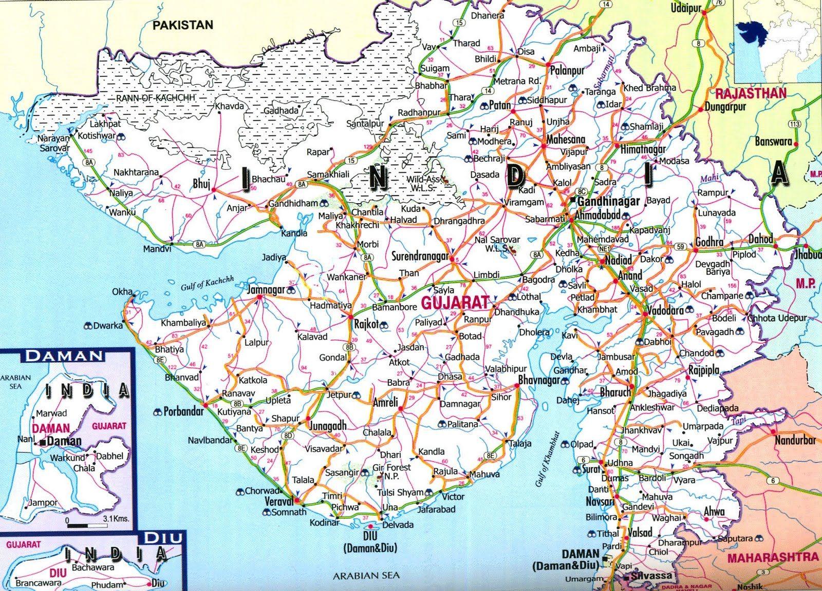 Gujarat maps gujarati a pinterest gumiabroncs Image collections