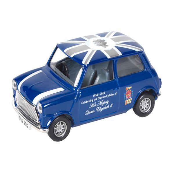 Corgi Diamond Jubilee Classic Mini...Huzzah for Queen Liz