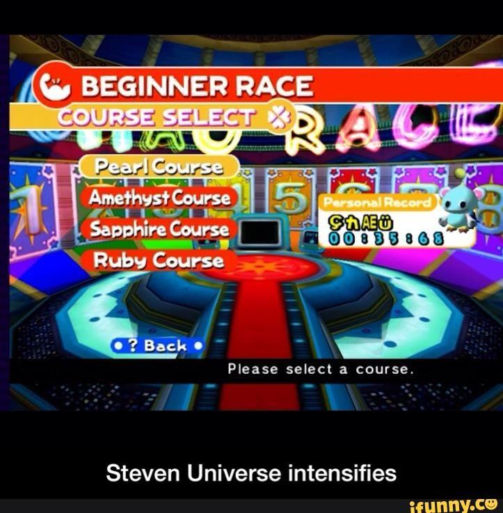 Steven Universe intensifies