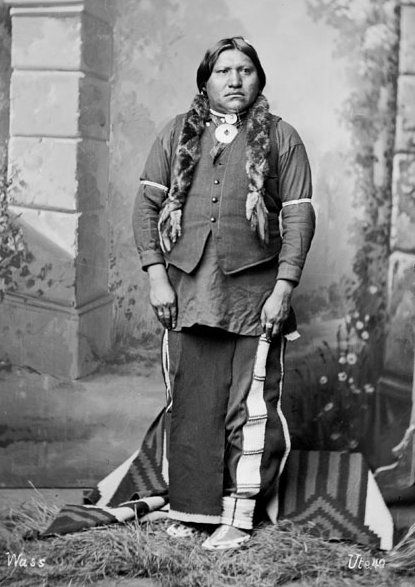 American Indians : Wass - Ute 1878.