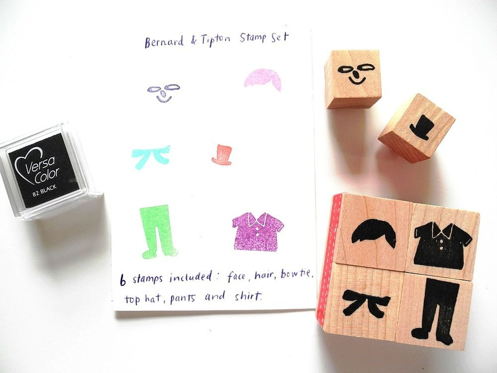 Small Object Stamp Creation Sets