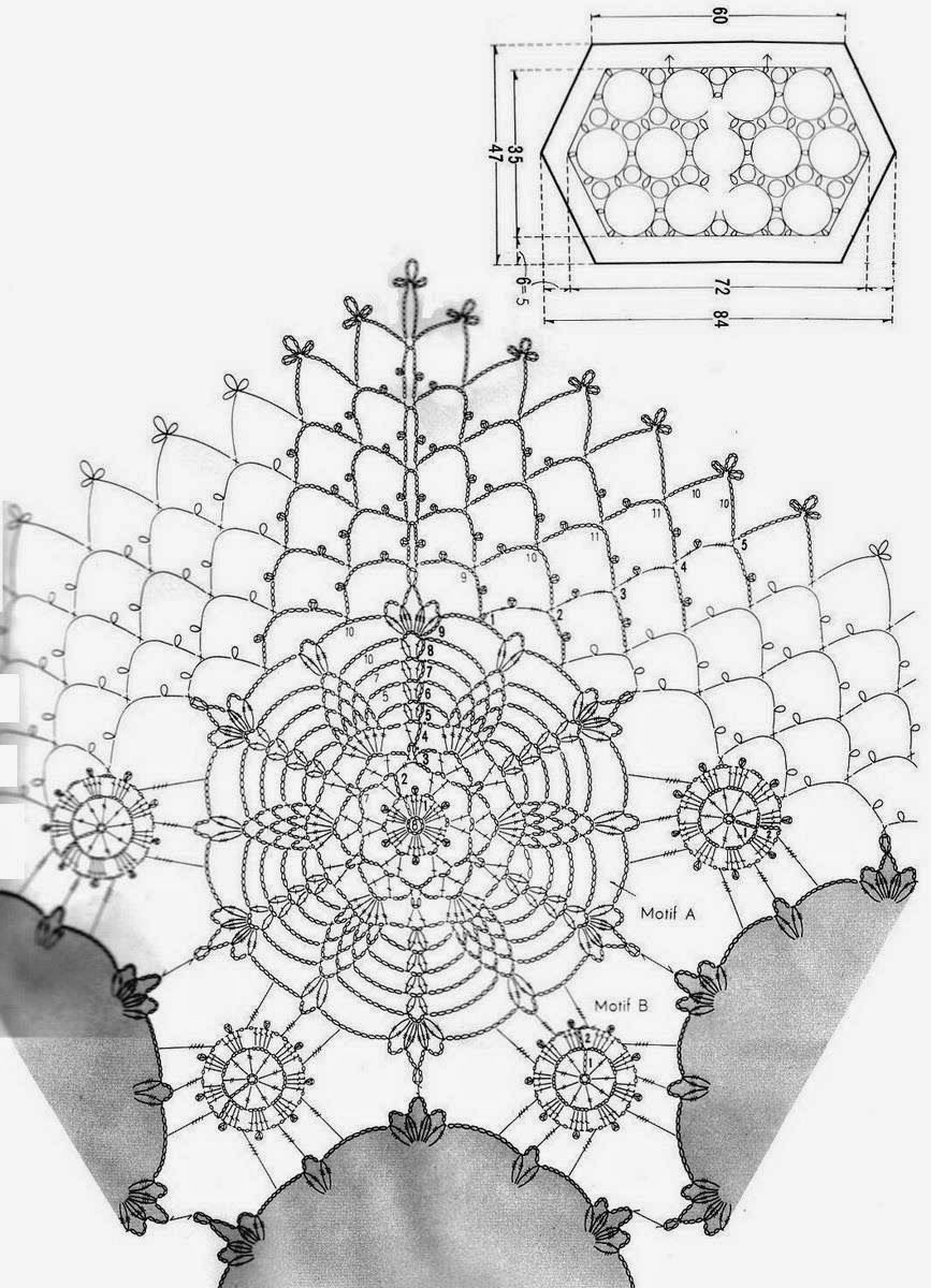 Crochet-Lace-doily-free-pattern++LD8+(4).JPG 867×1,200 pixels ...