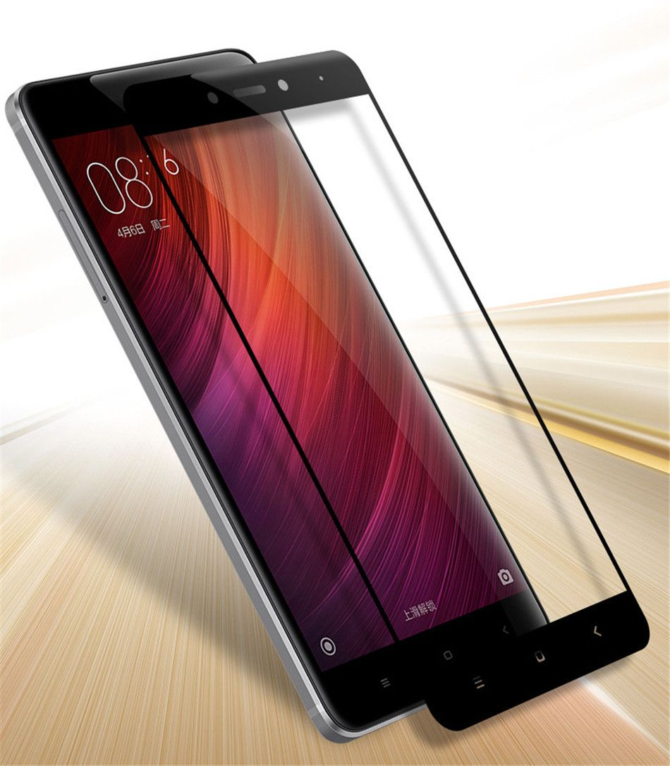Full Cover Xiaomi Redmi Note 4x Glass For Xaomi Xiomi Xiaomi Redmi 4x 4a 4 5 5a Plus Note5 Pro 3 3s 3x Pro Glass On 6a A2 Lite