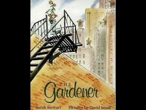 65f6a06c0cb1890af6261cbce710faf2 - The Gardener By Sarah Stewart Activities