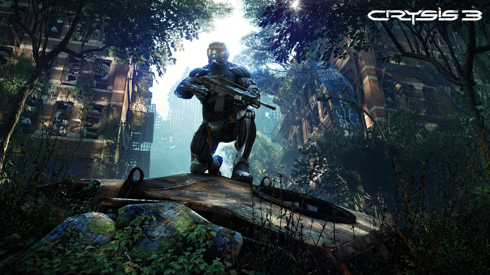 High Def Gaming Backgrounds For Your Computer Desktop Hd Wallpaper Electronic Art Crysis Series