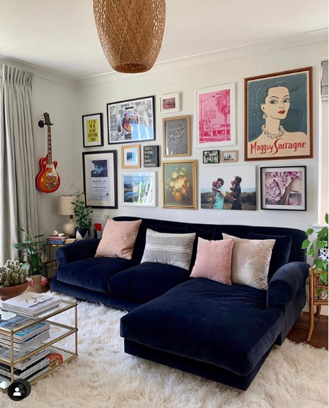 Photo of Nice How To Create a Gallery Wall For Your Home — Melanie Jade Design