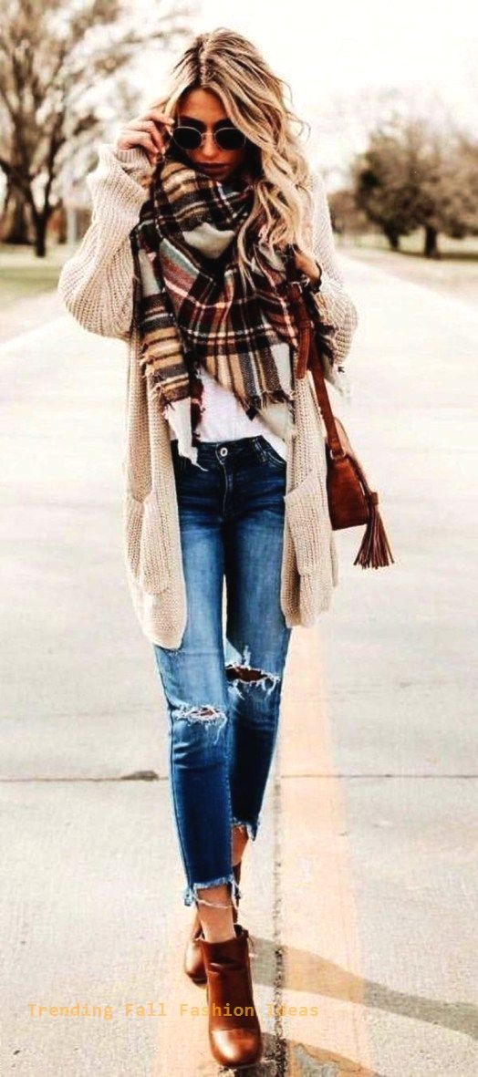 44 Trending Fall Outfits Ideas for updating your wardrobe 1 #fallfashion #fashio... 1