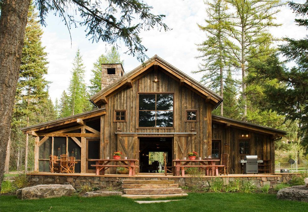 Wooden Post And Beam Carriage House Plans Barn House Design Barn House Plans Pole Barn Homes