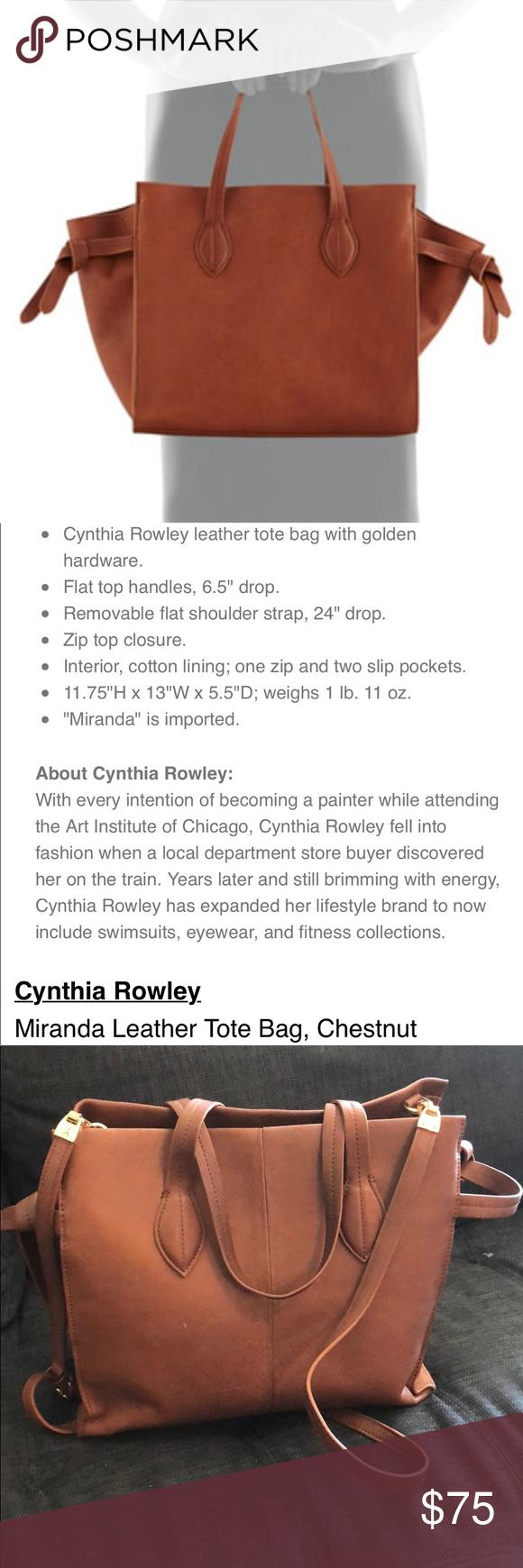 8ae79225ec74 Cynthia Rowley Miranda Tote