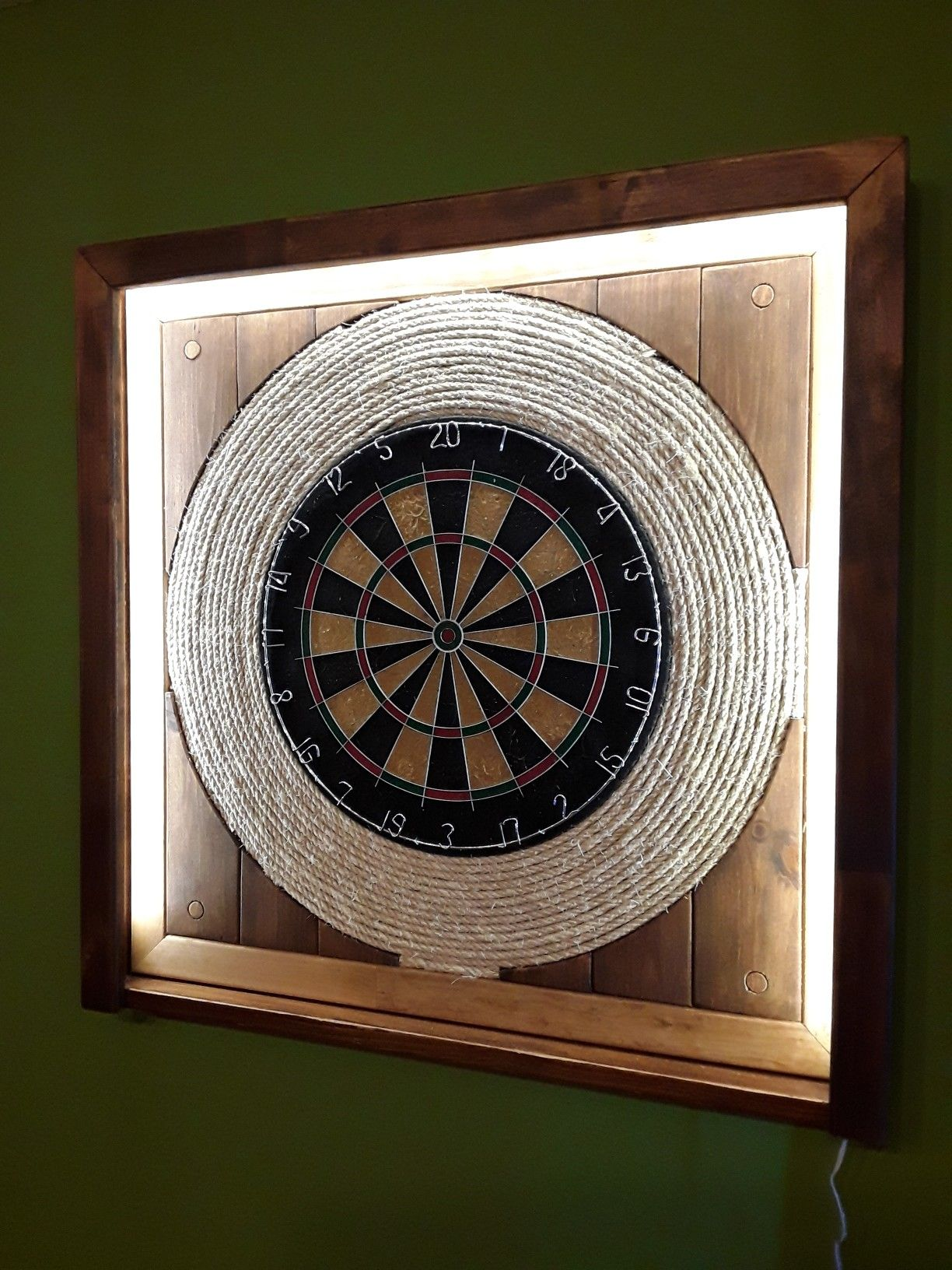 Darts L Dart Board Game Room Decor Diy For Men