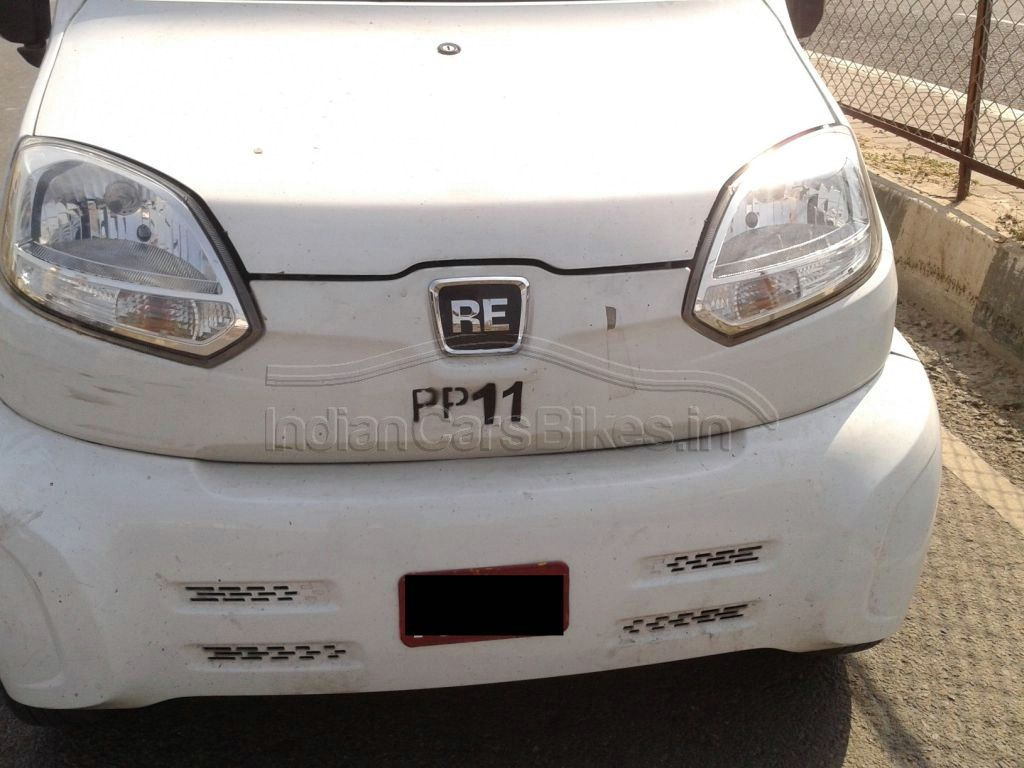 Here Are Fresh Spyshots Of The 2013 Bajaj Re60 Quadricycle Commercial Vehicle