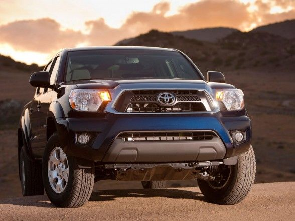 2015 Toyota Tacoma Redesign Review  Cars  Pinterest  2015
