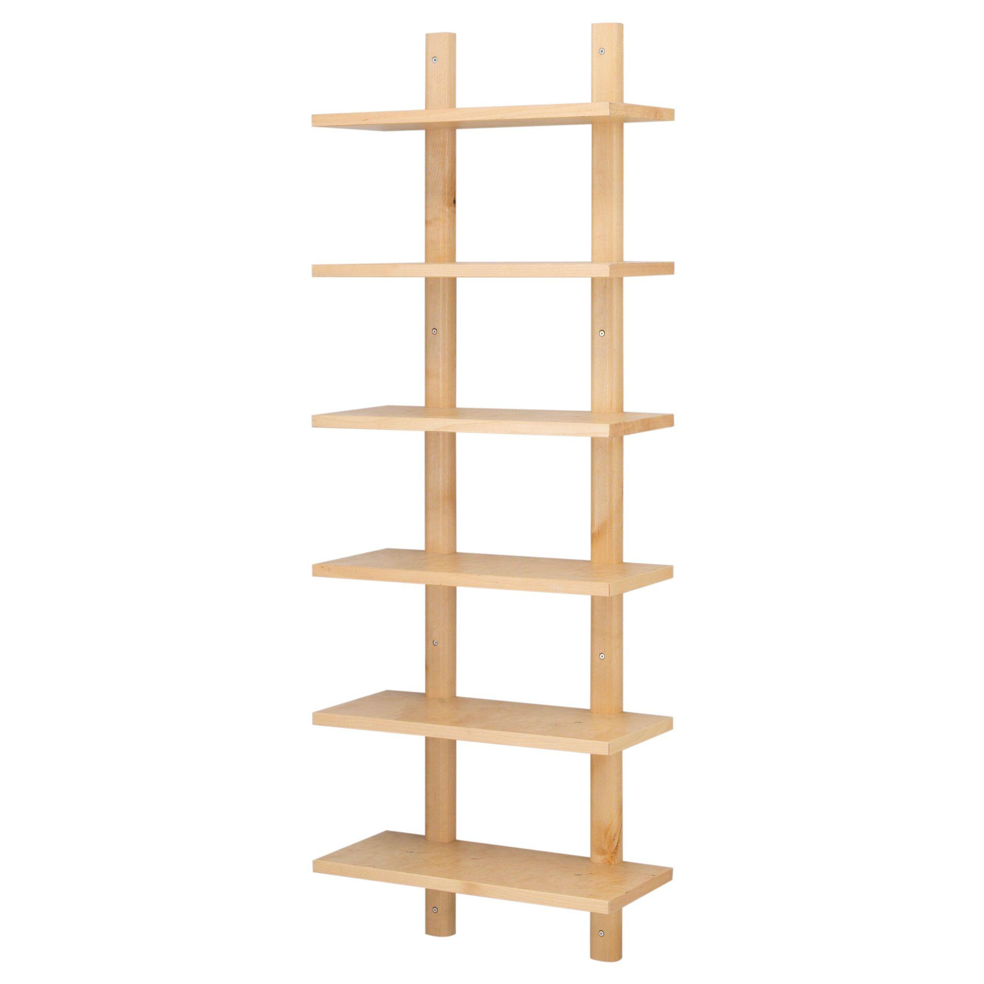 Ikea Us Furniture And Home Furnishings Wandregal Ikea Regalwand Wandregal