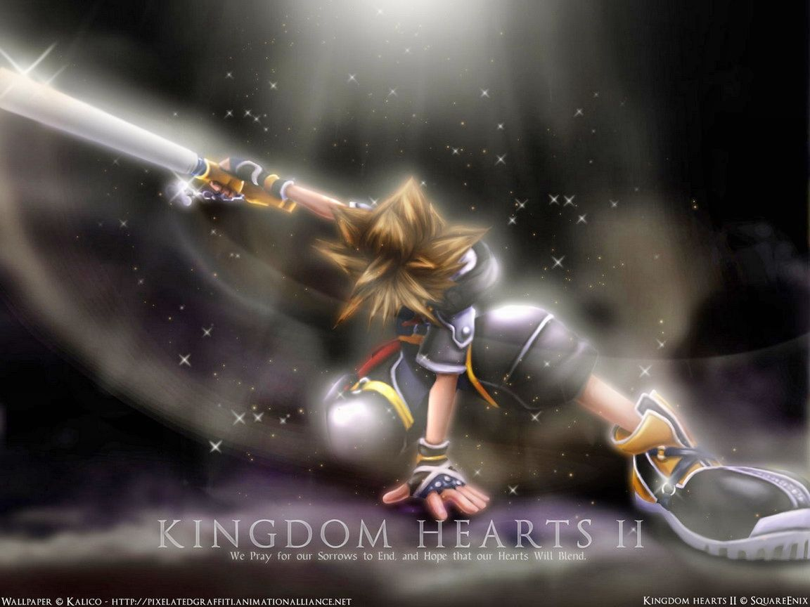 Sora, Kingdom Hearts 2 | Kingdom Hearts! | Pinterest | Buscar con ...