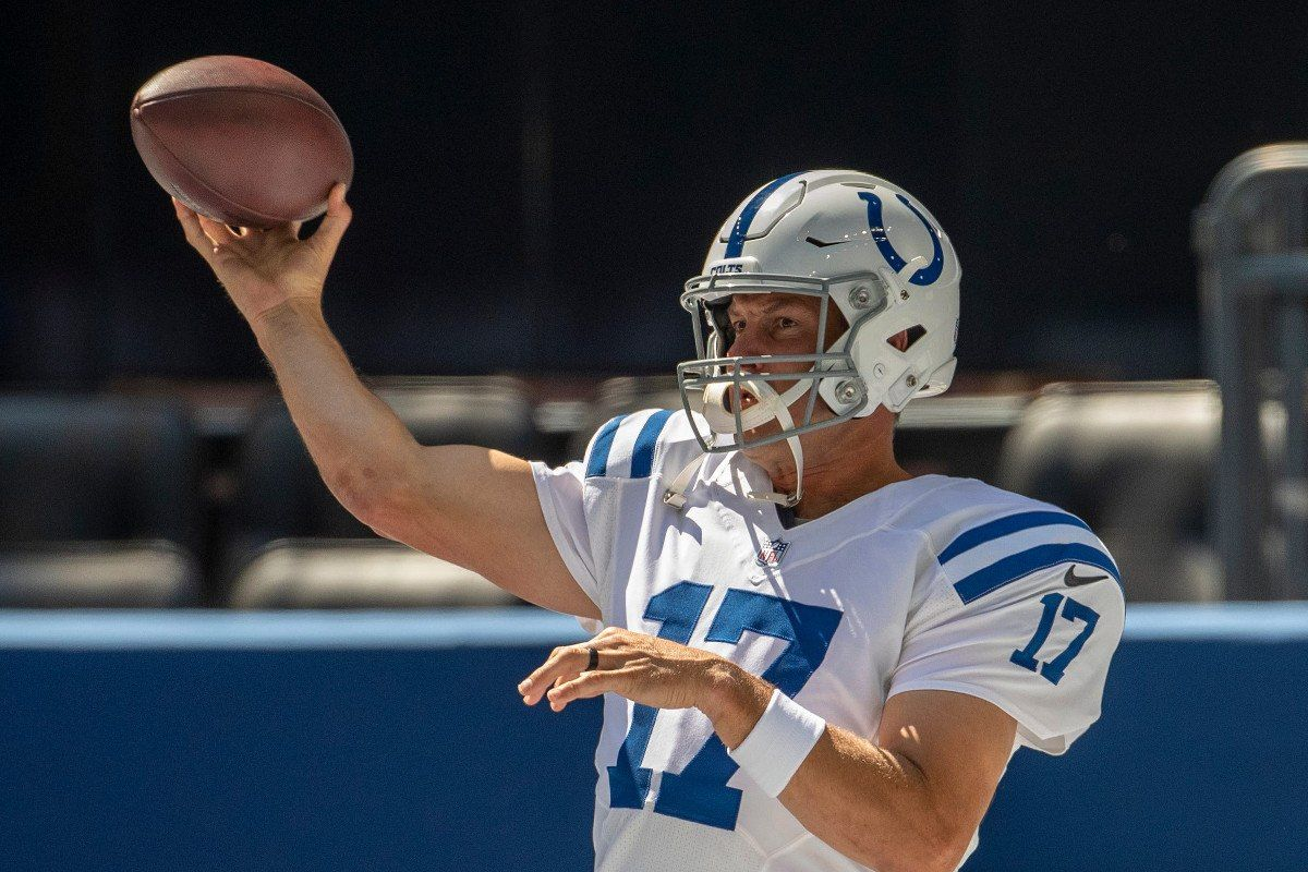 Indianapolis Colts NFL Betting Preview Philip Rivers