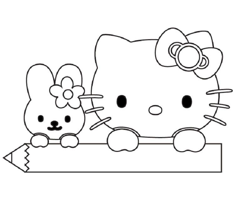 Hello Kitty Giant Coloring Pages Printable Coloring Pages Hello Kitty Coloring Cat Coloring Book Hello Kitty