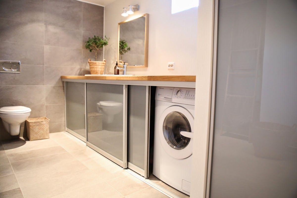 Badkamer Met Washok : Schiebetürenverkleidung küche bathroom badkamer