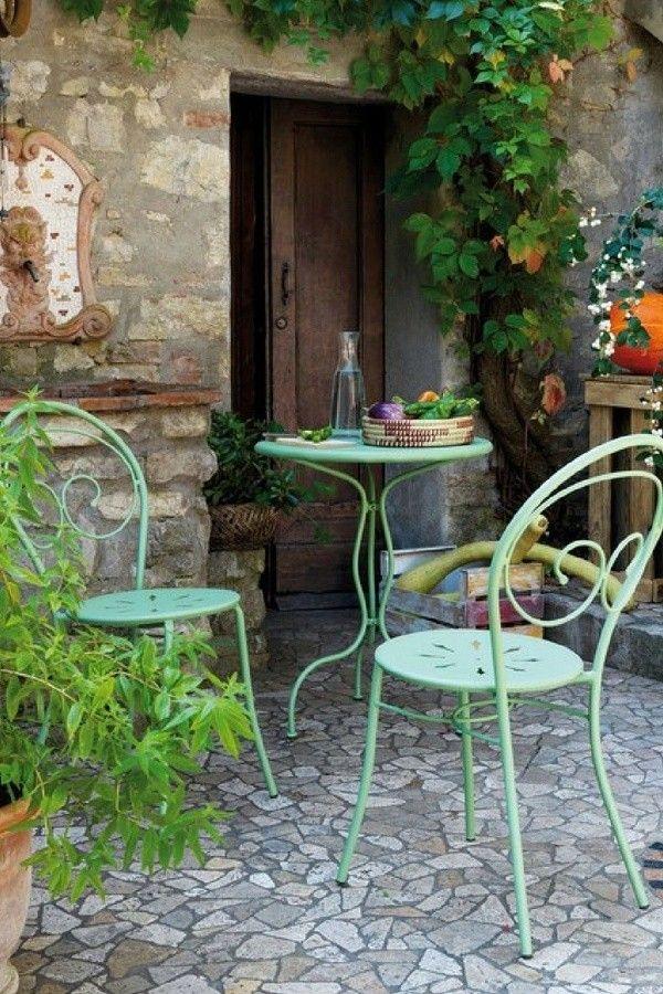 Chaises De Jardin En Solde Meilleures Offres Ete 2020 Chaise De Jardin Chaises De Table A Manger Chaise Fer Forge