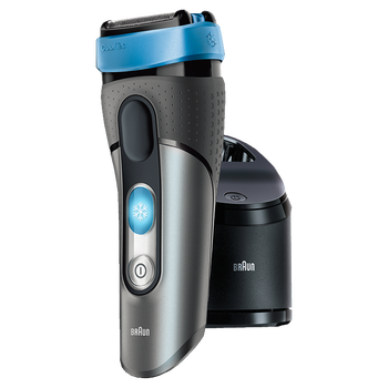 Braun Cool Tec Men's Shaving System 1 Kit, this looks SO F***ING COOL, I'm tempted to get on just to have it BUT, I'm saving up for a 9095cc, something I don't need but just want as I don't shave that much anymore .....RR