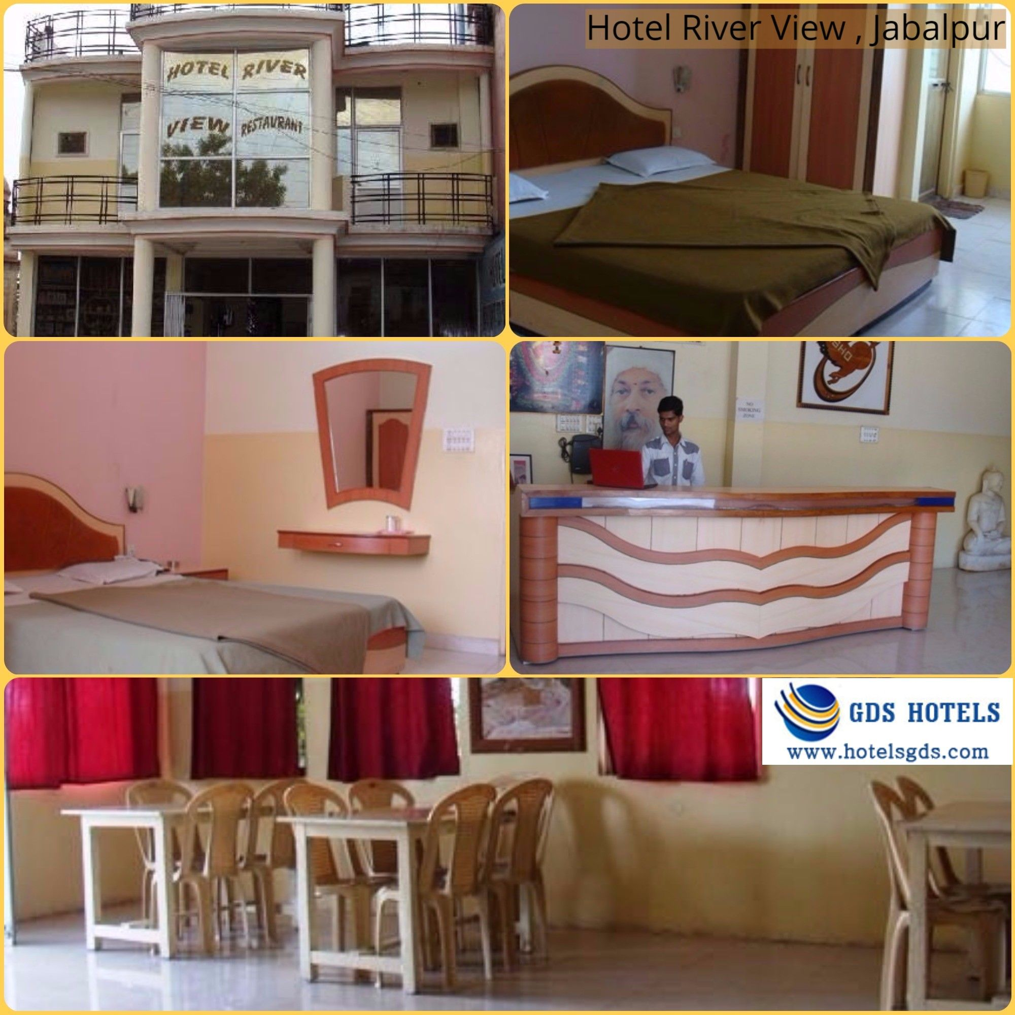 Hotel River View In Jabalpur, Is A Superb #hotel. In