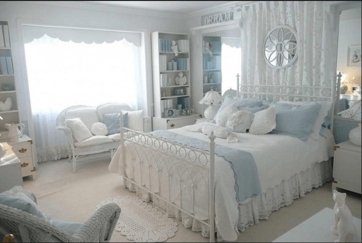Camere da letto provenzali matrimoniali: le più suggestive ...