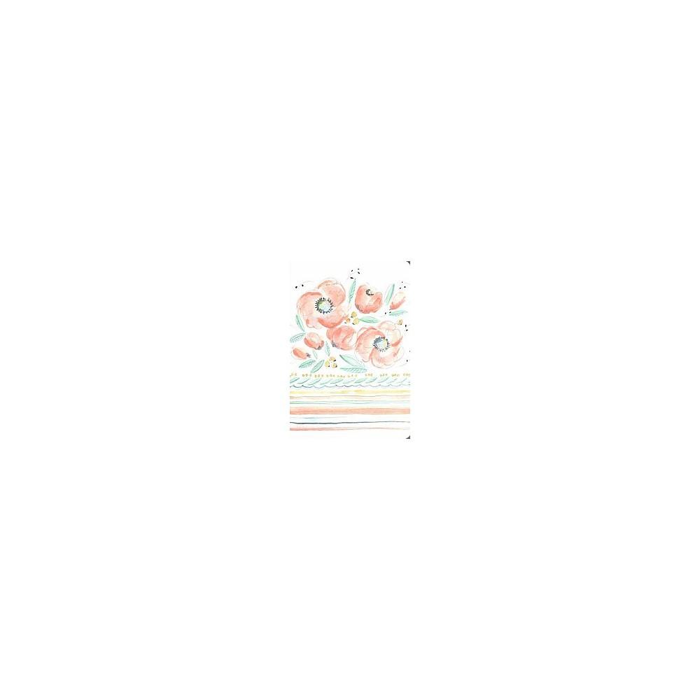 Peach & Mint Journal (Notebook / blank book)
