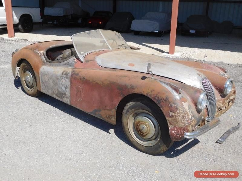 1954 Jaguar XK #jaguar #xk #forsale #canada | Cars for Sale ...